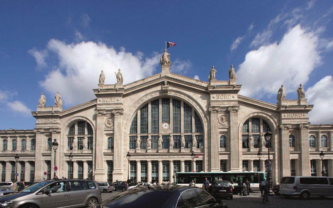 Nouvelle mission – Gare du Nord avec RAZEL BEC