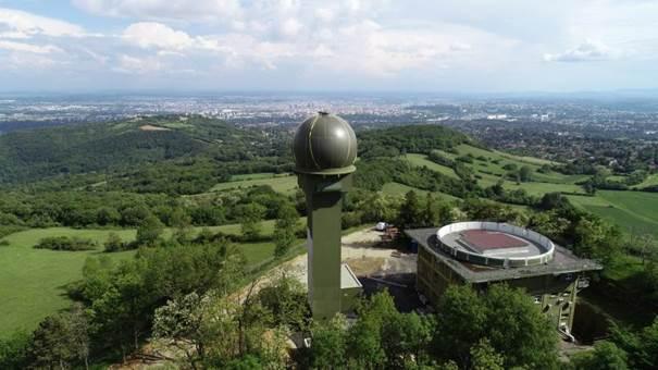 ESID Lyon – Base Aérienne Lyon Mont Verdun – Poleymieux (69)