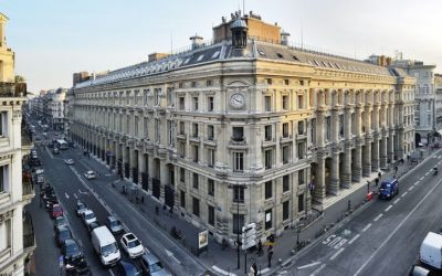 La Poste du Louvre – Paris (75)