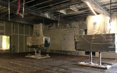 Musée du Champagne / Le Pressoir : Point étape