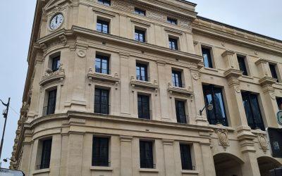 La Poste du Louvre : OPR en cours