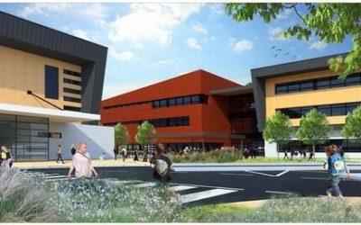 Construction collège dans l'Ain : nouvelle mission OPC !
