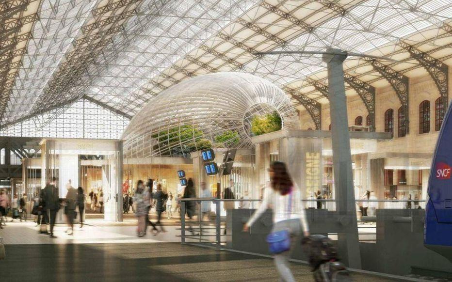 Nouveau marché OPC Paris Gare d'Austerlitz !