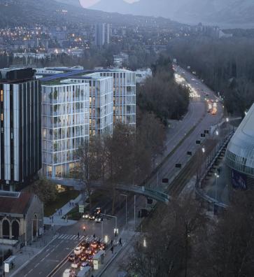 Nouveau marché OPC à Grenoble